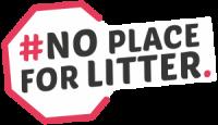 #NoPlaceForLitter